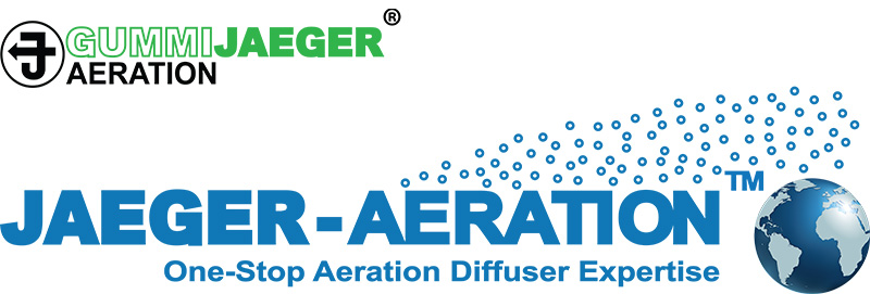 Jaeger aeration diffusers